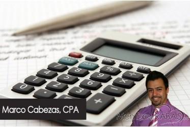 Rabais et promotion Marco Cabezas CPA
