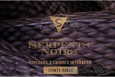 Rabais et promotions -  Le mystère des serpents noirs