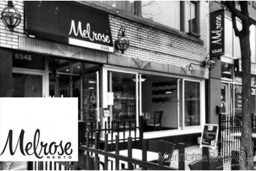 Rabais et promotions - Melrose Resto