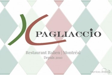 Rabais et promotion Restaurant Il Pagliaccio